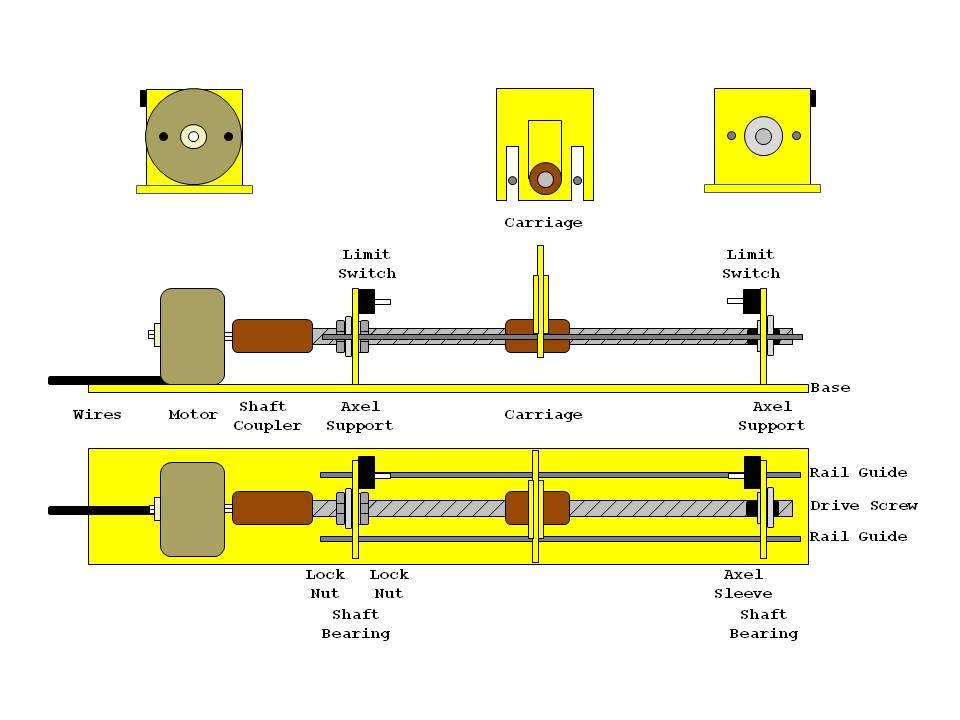 Micro-Laser Cutter