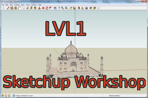Sketchup Title