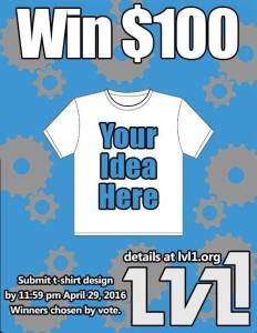lvl12016shirtcontest